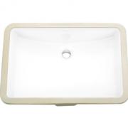 KOHLER 科勒 K-2215T  台下陶瓷洗脸盆 拉蒂娜系列¥417.70 7.6折 比上一次爆料降低 ¥42