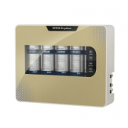 PLUS会员:荣事达 净水器 前置净化器超滤直饮净水机 金色179元包邮(双重优惠)