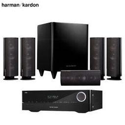 Harman Kardon 哈曼卡顿 CINEMA510 家庭影院