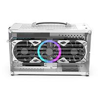 PCCOOLER 超频三 蜂鸟2 ITX 迷你手提便携机箱