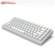 keycool 凯酷 KC84 三模机械键盘 RGB 红轴239元包邮(需用券)