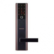 SAMSUNG 三星 SHP-DH539 智能电子锁 红古铜2380元