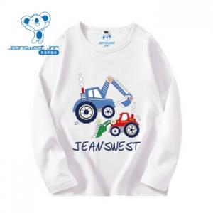 JEANSWEST 真维斯 儿童短袖T恤*2件
