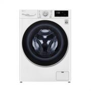 LG 乐金 FLX10N4W 滚筒洗衣机 10.5kg 白色