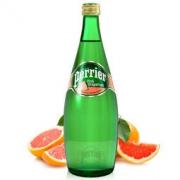PLUS会员:巴黎水 西柚味气泡水 750ml*12瓶82.65元包邮(需买2件,共165.3元包税)