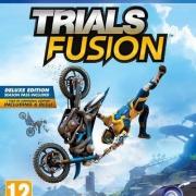 特技摩托  聚变   Trials: fusion