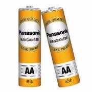 Panasonic 松下 碳性干电池 5号20节 7号20节