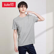 Baleno 班尼路 88502215 男士短袖T恤¥19.50 3.3折 比上一次爆料降低 ¥8.43