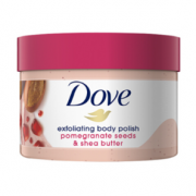 Dove 多芬 石榴籽和乳木果冰淇淋磨砂膏 298g