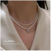 TekapoJade 女士巴洛克珍珠项链 XL00-0339元包邮(需用券)