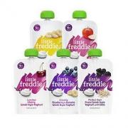 LittleFreddie 小皮 多口味儿童酸奶水果泥100g*5袋