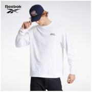 Reebok 锐步 81 LS Tee H23204 中性款长袖T恤