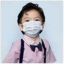 Purcotton 全棉时代 儿童学生一次性日用标准口罩(非独立,包装花色随机) 50片/盒(挂耳式)38元