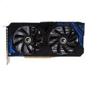 GALAXY 影驰 GeForce GTX 1660 大将 显卡 6GB 黑色