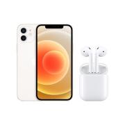 Apple 苹果 iPhone 12 5G智能手机 128GB+ AirPods套装 YV6398元包邮