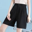 JEANSWEST 真维斯 女士短裤 EY-12-264007-038AG49元