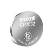 maxell 麦克赛尔 CR2032 纽扣电池 一粒装