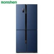 Ronshen 容声 BCD-430WD17FP 对开门冰箱 430L3401元(需用券)