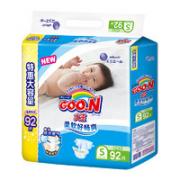 GOO.N 大王 维E 婴儿环贴式纸尿裤 S 92片¥35.51 2.2折 比上一次爆料降低 ¥13.61