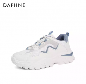 PLUS会员:DAPHNE 达芙妮 3021404014  女款老爹鞋