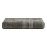 PLUS会员:J.ZAO 京东京造 全棉浴巾 灰色 70*140cm27.78元(需买3件,共83.36元)