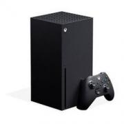 Microsoft 微软 日版 Xbox Series X 4K游戏主机 黑色