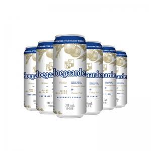 Hoegaarden 福佳 比利时风味小麦白啤酒 310ml*6听
