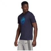 adidas 阿迪达斯 网球系列 M HYPRRL SLGN T GD5885 男子运动短袖