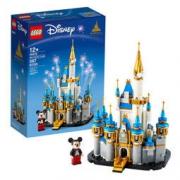LEGO 乐高 迪士尼系列 40478 迷你迪士尼城堡309元包邮
