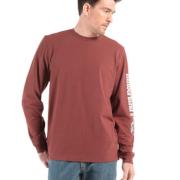 prime会员!Timberland PRO® 添柏岚 男士吸湿抗菌防晒长袖T恤A1HRV  直邮含税到手¥124.43
