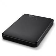 Western Digital 西部数据 Elements 新元素系列 USB3.0 移动硬盘 2TB 磨砂黑429元