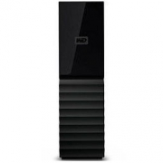 Western Digital 西部数据 My Book系列 3.5英寸Micro-B移动机械硬盘 18TB USB 3.0 黑色4999元