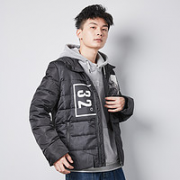 TONLION 唐狮 男士羽绒服 121411072006¥55.80 2.0折