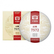 TAETEA 大益 经典7572 普洱熟茶 150g44.5元(需买2件,共89元包邮)