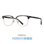 HORIEN 海俪恩 1.67折射率防蓝光镜片*2片+499镜框