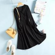 Puella 女士复古连衣裙 2C03045BM10149元+运费(需用券)