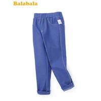 balabala 巴拉巴拉 女童打底裤