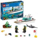 prime会员!LEGO乐高 City 城市组系列 阳光潜水游艇 60221 到手价¥187.92¥172.25