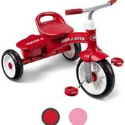 Radio Flyer 雷德福来尔 421Z 儿童脚踏三轮车 到手¥320.23