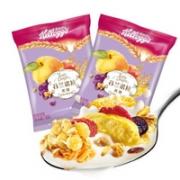 Kellogg's 家乐氏 黄桃缤纷水果麦片  490g¥13.47 3.0折 比上一次爆料降低 ¥3.93