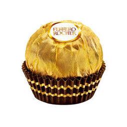 FERRERO ROCHER 费列罗 榛果威化巧克力 27粒 337.5g 心形礼盒装