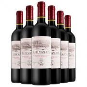 CHATEAU LAFITE ROTHSCHILD 拉菲古堡 拉菲(LAFITE)巴斯克精选干红葡萄酒 750ml*6瓶 整箱装 智利原装进口(ASC)