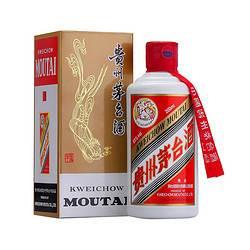 MOUTAI 茅台 飞天 53%vol 酱香型白酒 200ml