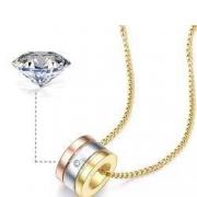PLUS会员:StarEye 星眸 天然钻石项链 5048469776549元包邮(双重优惠)