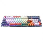 MACHENIKE 机械师 K600 无线机械键盘 三模-BOX白轴 100键-落日余晖