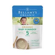 BELLAMY'S 贝拉米 有机米粉 燕麦味 125g¥14.35 2.4折