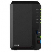 Synology 群晖 DS220 双盘位NAS网络存储服务器2780元