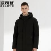 BOSIDENG 波司登 B90141005 男士中长款羽绒服¥449.00 4.5折 比上一次爆料降低 ¥50