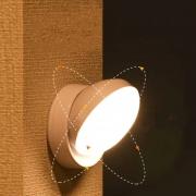 Deamak 小夜灯 固定电池款 白光-不可遥控 带电池