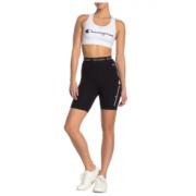 CHAMPION 冠军 Authentic Logo Biker Shorts 女士短裤